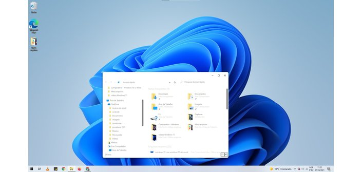 Check out the look of the Windows 11 theme