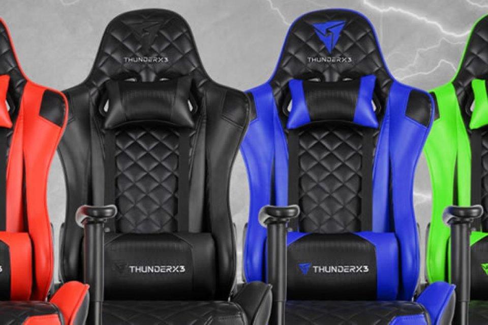 Cadeira gamer na Black Friday: confira 8 modelos para acompanhar