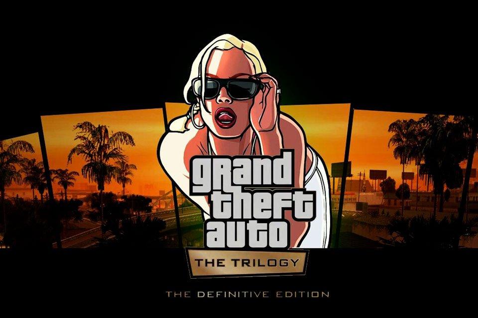 GTA Trilogy será lançado em 11 de novembro por R$ 320