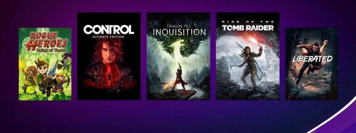 Prime Gaming de novembro tem Control Ultimate, Rise of Tomb Raider e mais!